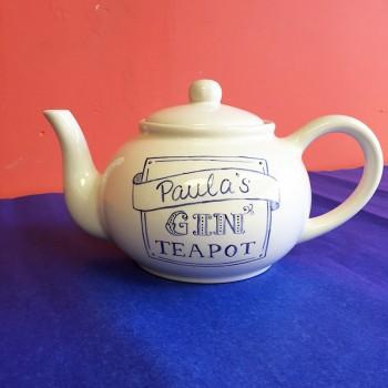 Splash of Colour commission - Teapot